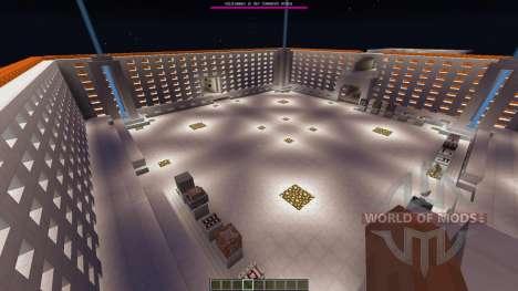 ConCrafter - CommandsArena pour Minecraft