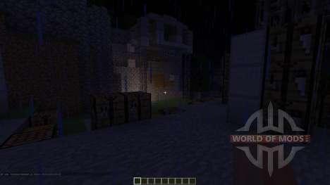 BoneYard PvP pour Minecraft
