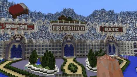 NightOfWaR LobbyHub Spawn pour Minecraft