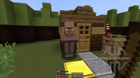LoM The Blocks of Time [1.8][1.8.8] pour Minecraft