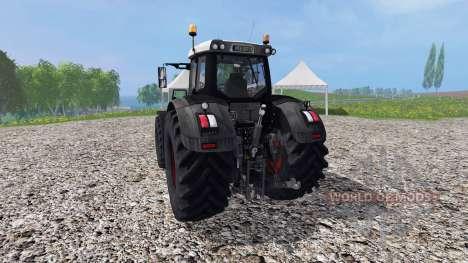 Fendt 933 Vario v3.0 pour Farming Simulator 2015