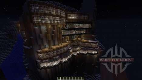 Grand Mountain 6 Hotel für Minecraft