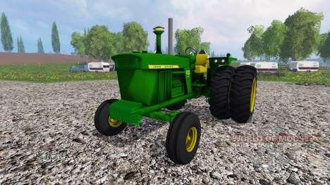 John Deere 4020 pour Farming Simulator 2015
