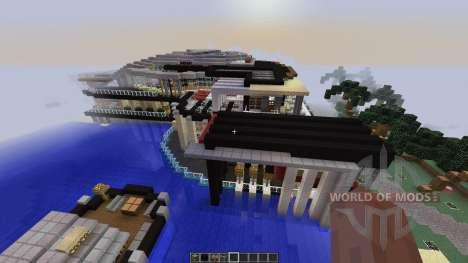 Big Mansion [1.8][1.8.8] pour Minecraft
