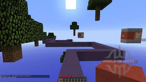 ButtonRun pour Minecraft