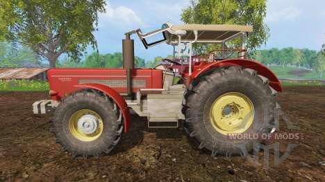 Schluter Super 1050V v2.0 für Farming Simulator 2015