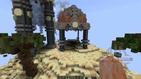 Palace of the Great Sea [1.8][1.8.8] für Minecraft