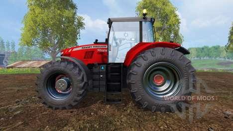 Massey Ferguson 7622 für Farming Simulator 2015