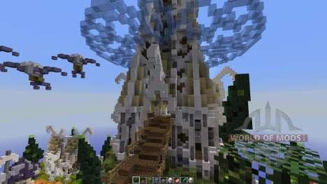 Fantasy 100x100 plo pour Minecraft
