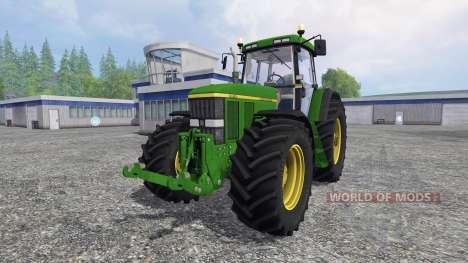 John Deere 7810 v3.0 für Farming Simulator 2015