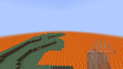 Minecraft Super Survival [1.8][1.8.8] pour Minecraft