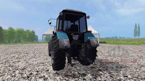 MTZ-1221.2 pour Farming Simulator 2015