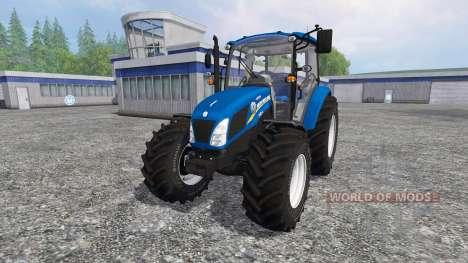 New Holland T4.75 v2.0 für Farming Simulator 2015