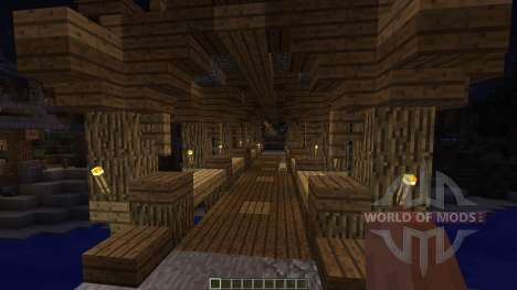 Rivertown [1.8][1.8.8] pour Minecraft