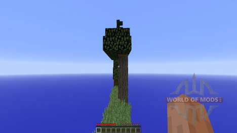 Thinned Out für Minecraft