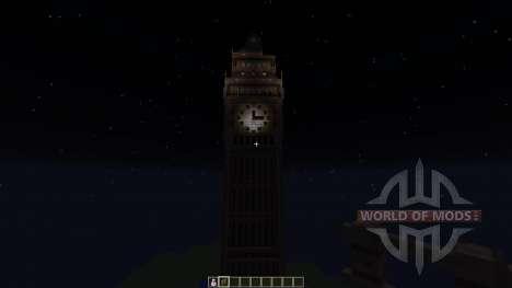Big Ben pour Minecraft