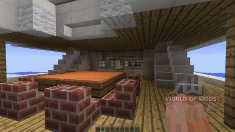 Cakewalk: Yacht pour Minecraft