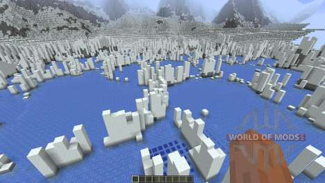 Hesho Lake Thanks PMC für Minecraft