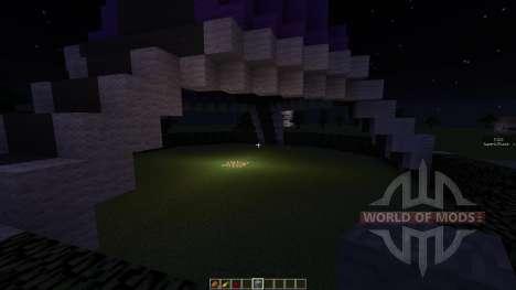 Call Of Duty Block Ops 2 NukeTown für Minecraft
