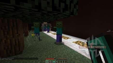 Monster survival pour Minecraft
