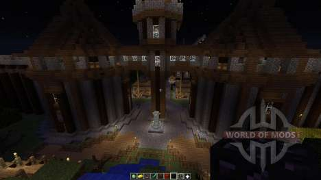 Destroy The Monument : Bootleg für Minecraft