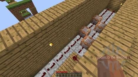X-Run and Dropper [1.8][1.8.8] für Minecraft