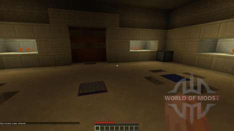 Temple of Nox Adventure Map für Minecraft
