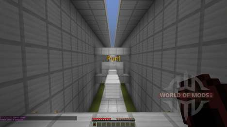 Super Lava Run [1.8][1.8.8] für Minecraft