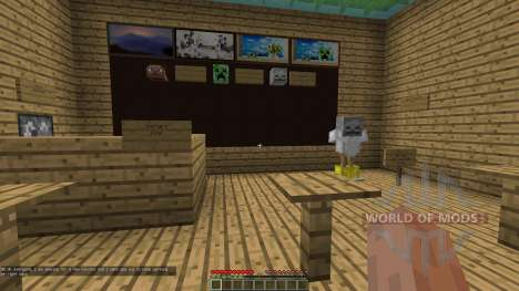 Escape Middle School für Minecraft