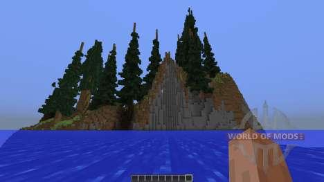 Trikula Island pour Minecraft