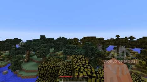 P.I.E Plant Investigastion Experiments für Minecraft