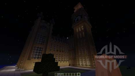 Big Ben 2 pour Minecraft