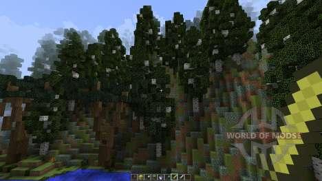 Of Lands Forgotten [1.8][1.8.8] pour Minecraft