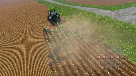 John Deere 2720 v3.0 für Farming Simulator 2015