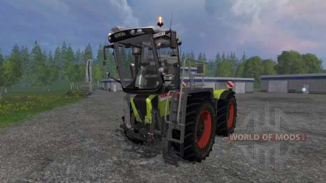CLAAS Xerion 3800 SaddleTrac v2.0 für Farming Simulator 2015