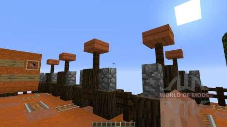 ParkourRaceMesaColor für Minecraft