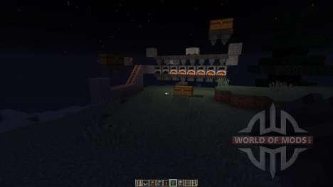 Maison moderne pour Minecraft