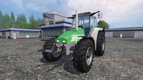 Deutz-Fahr AgroXtra 6.17 für Farming Simulator 2015