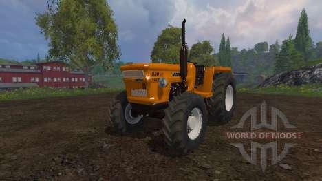 Fiat 850 für Farming Simulator 2015