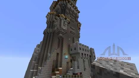 Castle Pyke für Minecraft