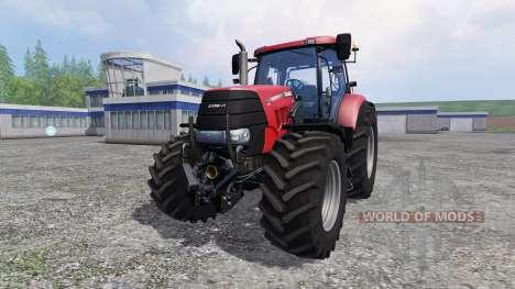 Case IH Puma CVX 225 v2.0 für Farming Simulator 2015
