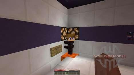 Space Games Destroy the Monument für Minecraft