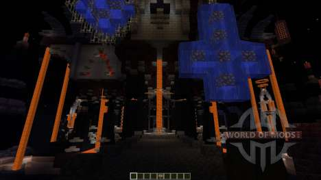 The Unholy Cathedral Most Evil map pour Minecraft