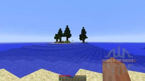 Wonderful map pour Minecraft
