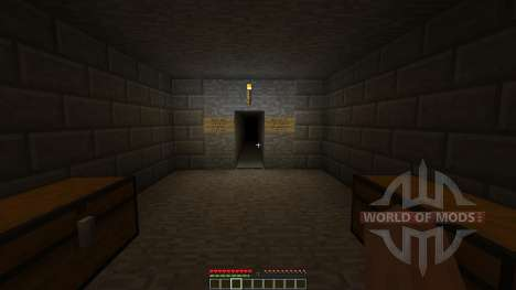 Heart of the Volcano An Adventure Map pour Minecraft