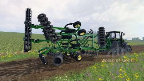 John Deere 2720 v3.0 pour Farming Simulator 2015