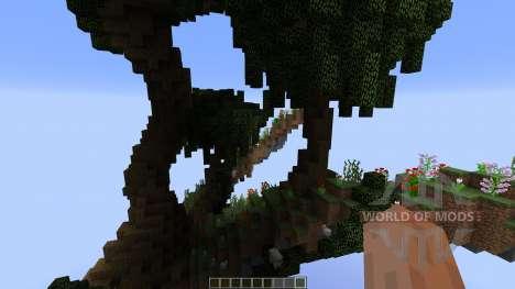 Natures Escape für Minecraft