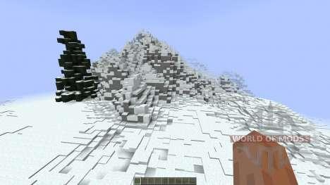 Frozen Island [1.8][1.8.8] für Minecraft