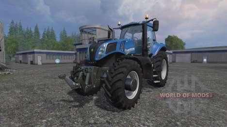 New Holland T8.435 v3.0 für Farming Simulator 2015