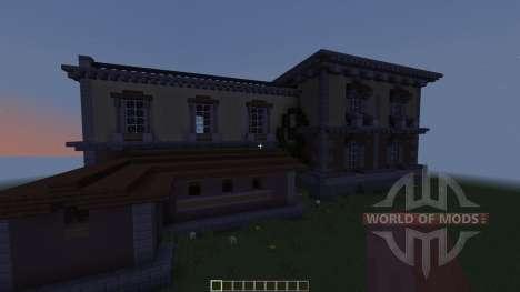 Large House [1.8][1.8.8] pour Minecraft